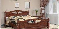 Кровати из деревянного массива