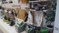 Аренда профессионального оборудования  для монтажа и обслуживания напольных покрытий из натурального дерева (паркет, массив).