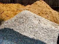 Песок, щебень, шлак с доставкой
