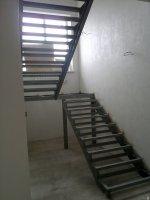 Изготовим металлические каркасы лестниц