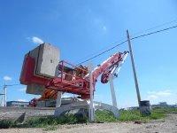 Гидравлическая бетонораздаточная стрела BOOM BHD 17+3