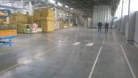 Промышленные бетонные полы различных типов и назначения