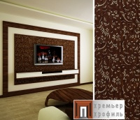 Декоративные панели 3D VERGE