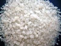 Песок кварцевый (дробленный) фракция 1-3мм