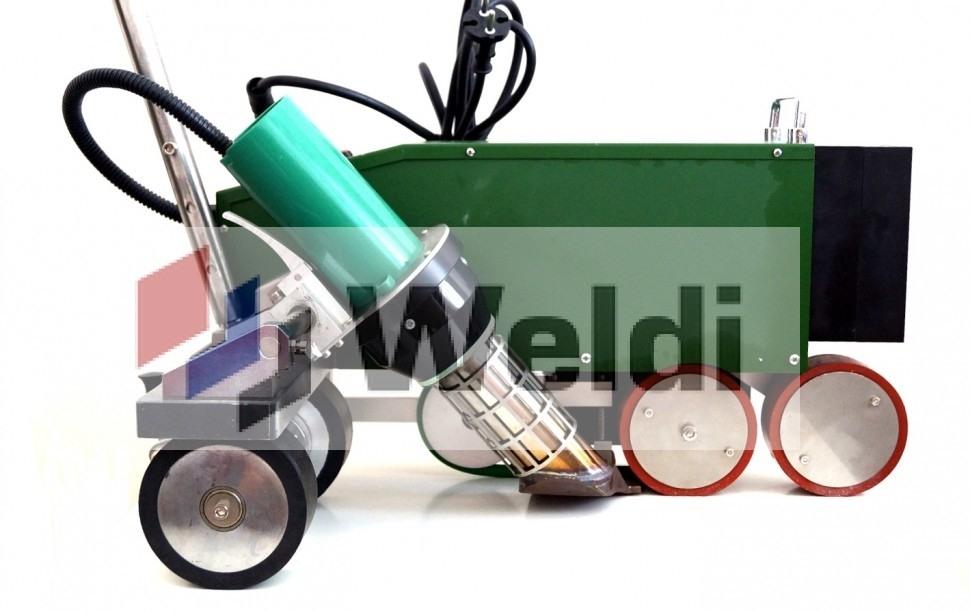 Аппарат для сварки кровли LST WP-1 (фен в подарок)