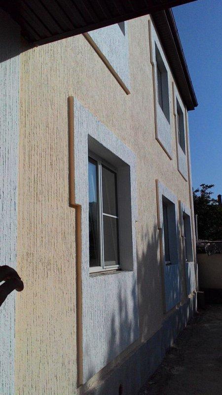 Утепление Фасадов частных домов, отделка...