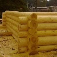 Срубы бань, домов,деревянных рубленных беседок