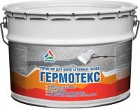 Гермотекс - двухкомпонентный герметик для деформационных швов бетона. Тара 10кг