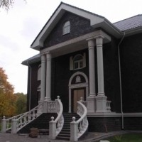 Декорирование фасадов