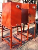 Резервуары и емкости для хранения нефтепродуктов