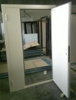 Дверь металлическая ДСН, ДСВ ГОСТ 31173-2003, ГОСТ 31173-2016