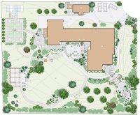 Ландшафтный дизайн-проект