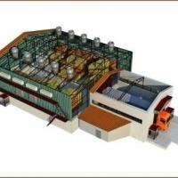Строительство, реконструкция, оборудование птицекомплекса  птичника  свинокомплекса коровника под кл