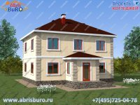 Проекты красивых домов и удачных коттеджей