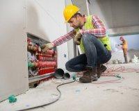 Монтаж инженерных систем производственных зданий