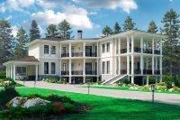 Проектирование загородных частных домов
