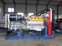 Газопоршневая установка 200 кВт (KG-200), ГПУ-200, КГУ-200, АГП-200, ГПЭС-200, АП-200, АГ-200, ЭГП-200, ГГУ-200, БКГПЭА-200