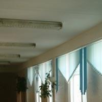 Жалюзи вертикальные тканевые купить в СПб