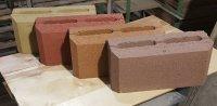 блоки керамзитобетонные с фаской