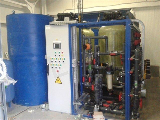 Комплексы насосно-водозаборные PlanaNS-V для систем хозпитьевого водоснабжения