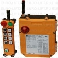 Радиоуправление Telecrane A24-8D (8 кнопочное 2 скоростное)