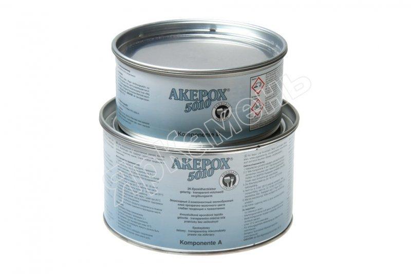 Клей AKEMI AKEPOX 5010 прозрачно-молочный, 2.25 кг