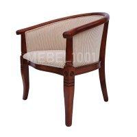 Чайное кресло с подлокотниками А-10. Круглый чайный столик. Чайная группа