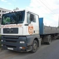 ГРУЗОПЕРЕВОЗКИ по Нижнему Новгороду и России.