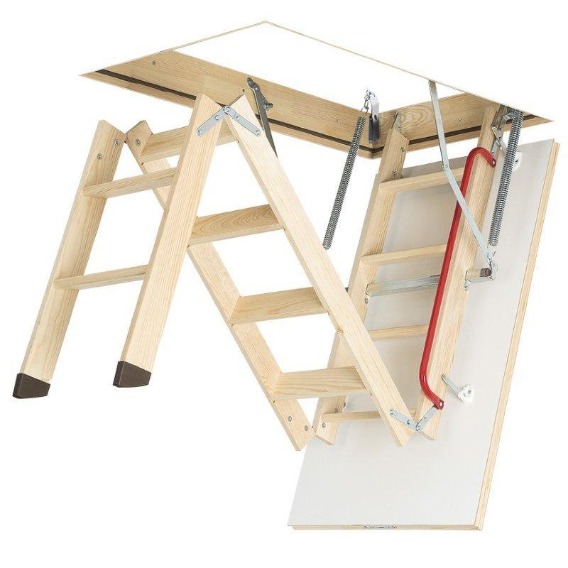 Лестница 60x130x305 LWK Plus KOMFORT