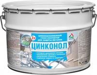 Цинконол - холодное цинкование металла. Тара 20кг