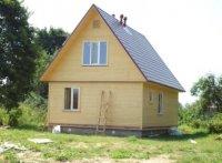 Дачные дома.