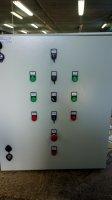 Шкаф управления двумя насосами 7,5кВт
