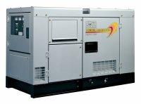 Дизельный генератор YEG200DTHS-5B