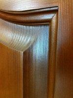 Межкомнатная дверь натуральный массив сосны 7