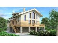 Проект дома РО-628