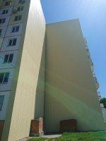 Утепление фасада зданий и отдельных квартир