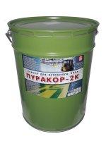 Двухкомпонентная полиуретановая грунт-эмаль ПУРАКОР-2К
