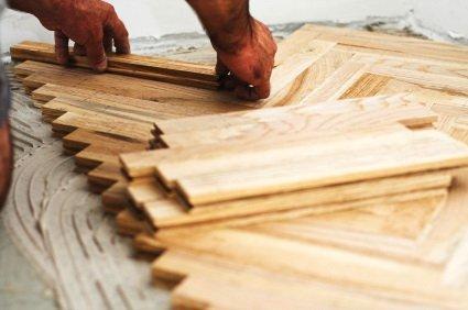 Укладка, ремонт и обслуживание. Сервис по деревянным напольным покрытиям (паркет, массив).