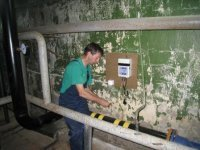 Электронный преобразователь солей жесткости (умягчители) воды серии «ТермоПлюс-М» модель Т-М-120-1