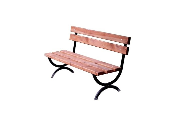 Скамейка парковая СП-003