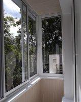 Окна REHAU- остекление, утепление лоджий.
