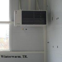 Навесные газовые воздухонагреватели (теплогенераторы)