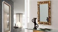 Установка зеркала в Самаре. Навес зеркала на стену.