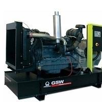 Дизель-генераторная установка PRAMAC GSW 110P
