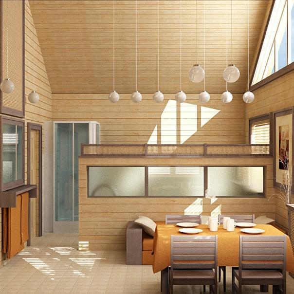 Обшивка декоративными панелями, вагонкой, имитацией бруса, блок хаусом (лоджии, балконы, дома)