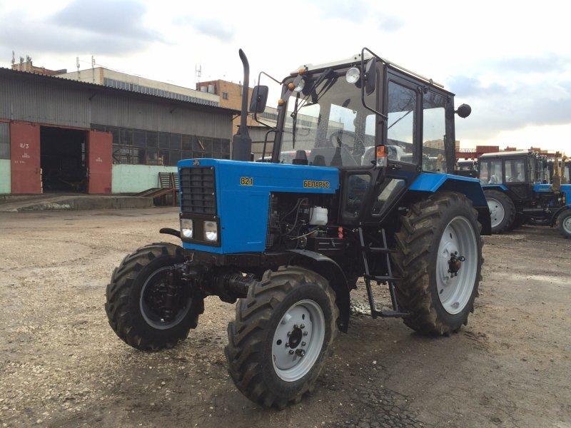 Тракторы МТЗ «Беларус-82.1» новый