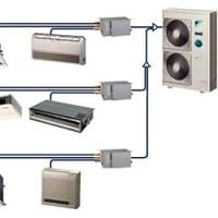 Мультизональные vrf и vrv системы кондиционирования