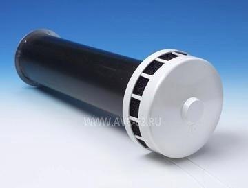 Воздушный приточный клапан КИВ 125