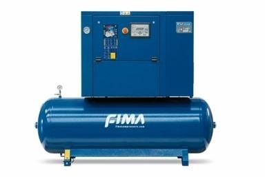 Воздушные компрессора из Италии FIMA