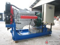 Дизель-генератор 160 кВт (АД-160С-Т400-Р ЯМЗ)